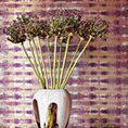 Anna French Margate Wallpaper in Multi on Mylar